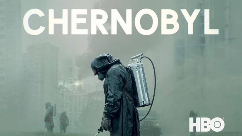 チェルノブイリ ドラマ(HBO)画像