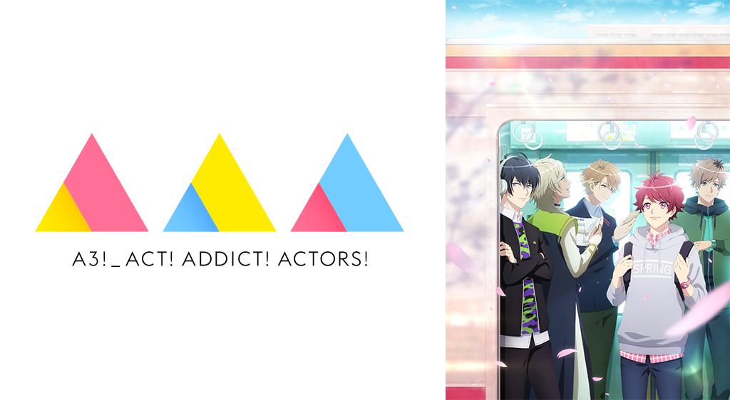 A3! SEASON SPRING & SUMMER(アニメ)画像