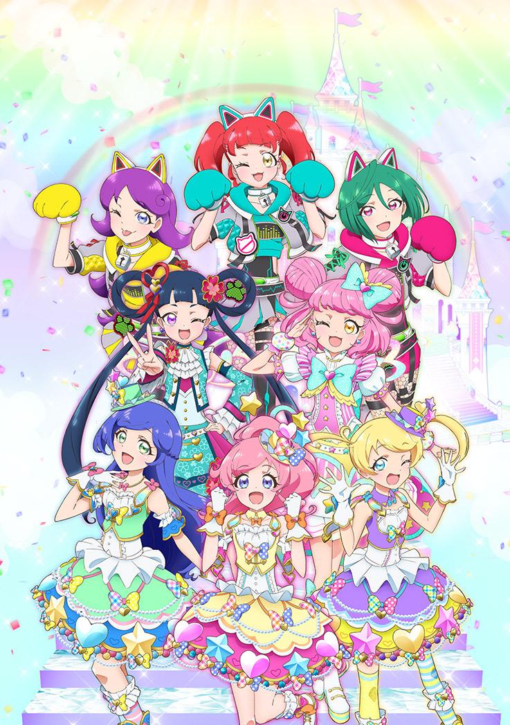 キラッとプリ☆チャン シーズン3(アニメ)画像
